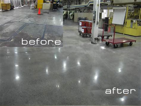 The Best floor for your Toronto Based Manufacturing Plant