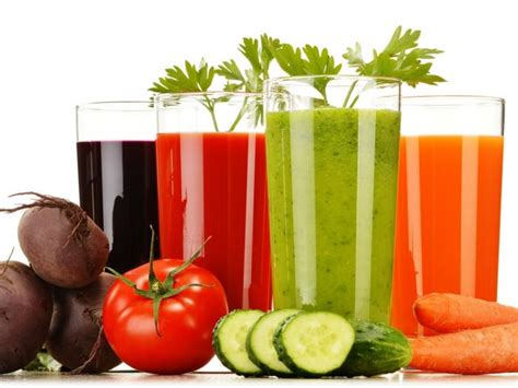 Vegetable Juice Detox Side Effects by How To Juice Cleanse Your Organic Facts