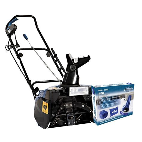snow joe ultra 18 in 15 electric snow blower with 20