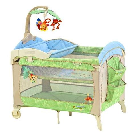fisher price rainforest 3 in 1 travel cot 259 baby