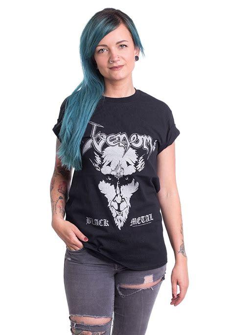 Sho Black Metal by Venom Black Metal T Shirt Official Black Metal