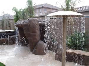 build your own backyard splash pad forget the pool build your own water park instead