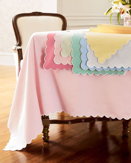 fine table linens for summer linen tablecloth selections
