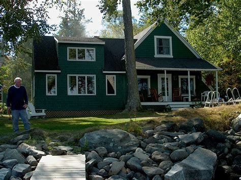 Mountain View Cottages by Mountain View Cottages On Rangeley Lake