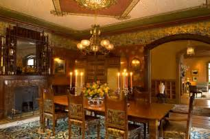 Victorian Dining Room by Domythic Bliss Victorian Decorating