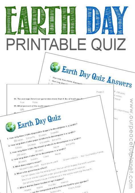 earth day quiz free answers driverlayer search engine