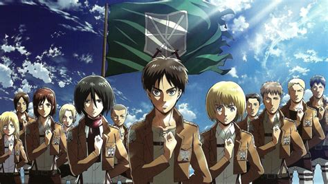 wallpaper keren attack on titan attack on titan 4k ultra hd wallpaper and background image