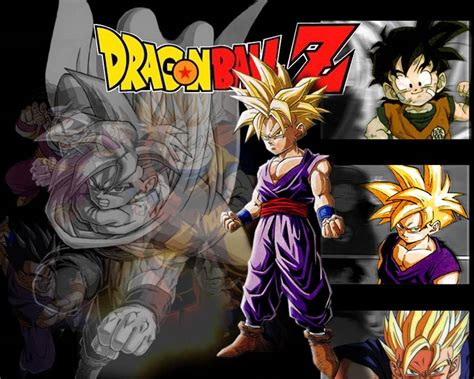 wallpaper dragon ball z gohan teen gohan dragonball z wallpaper pictures