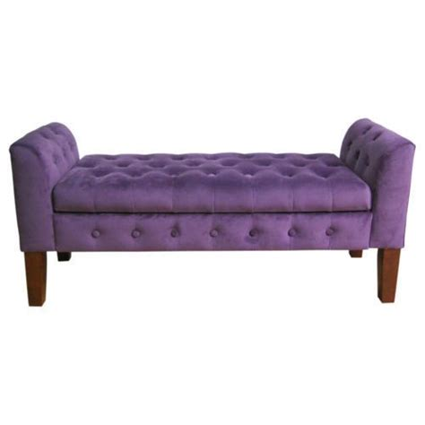 purple bench plum purple tufted end of bed bedroom storage music piano bench new ebay lucy room