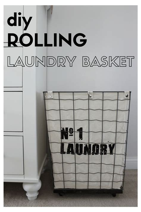 rolling laundry hers 1000 ideas about rolling laundry basket on