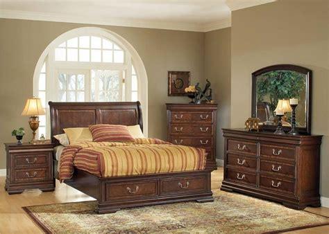brown bedroom sets dallas designer furniture hennessy bedroom set with