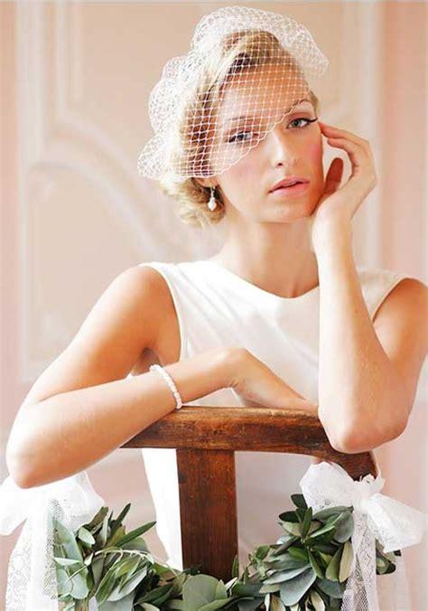 wedding hairstyles short hair veil wedding hairstyles ideas for short hair short hairstyles