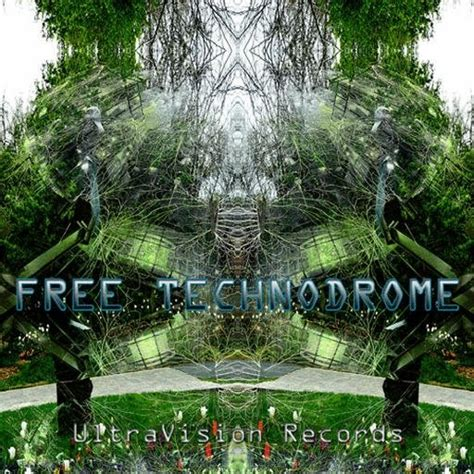 Records Virginia Free Va Free Technodrome 2009 Ultravision Records Psychedelic Adventure