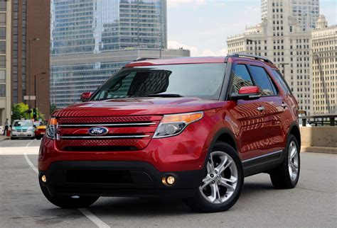 2012 ford explorer mpg 2012 ford explorer review specs pictures price mpg