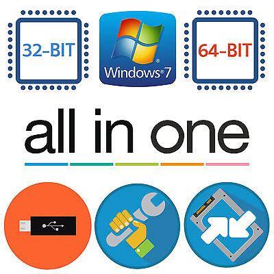 32bit 64bit Kaset Dvd Windows 10 All In One 32bit 64bit Selalu Ready windows 10 home pro upgrade dvd mexican 64 bit or