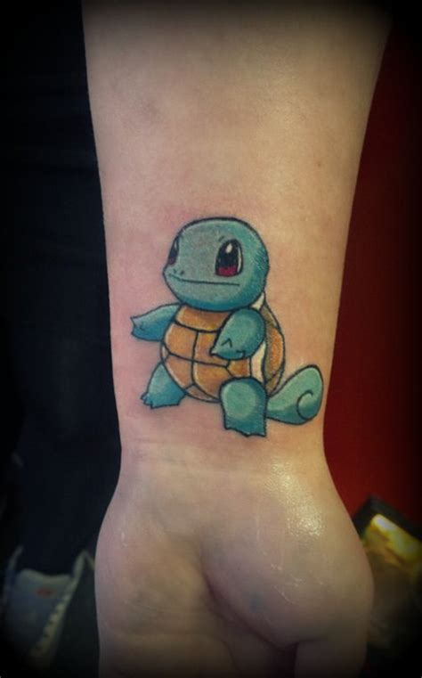 squirtle tattoo squirtle by poetictragedy3 on deviantart