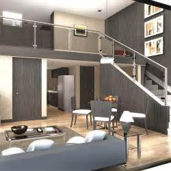 houses with lofts loft living