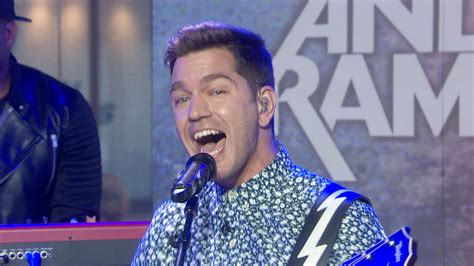 andy grammer sings back home on today today
