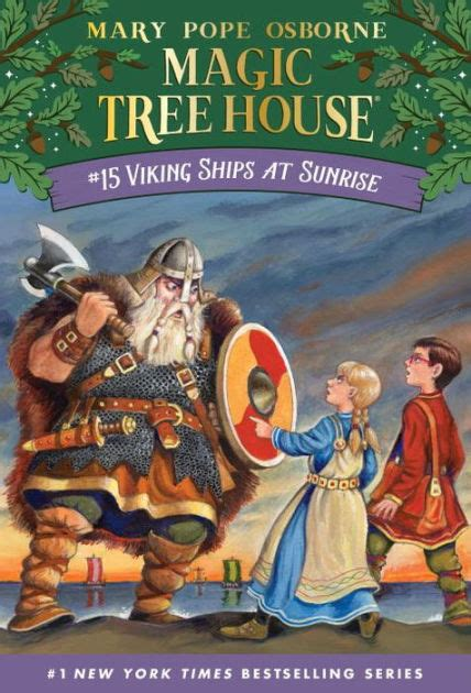 magic tree house 56 viking ships at magic tree house series 15 by