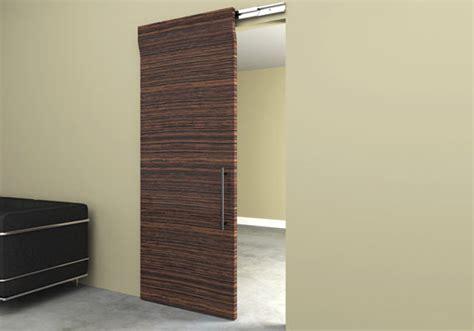 porte interne di design sistema di porta battente raso muro fly