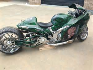 Suzuki Drag Bike Custom Suzuki Hayabusa Vs Predator Drag Bike