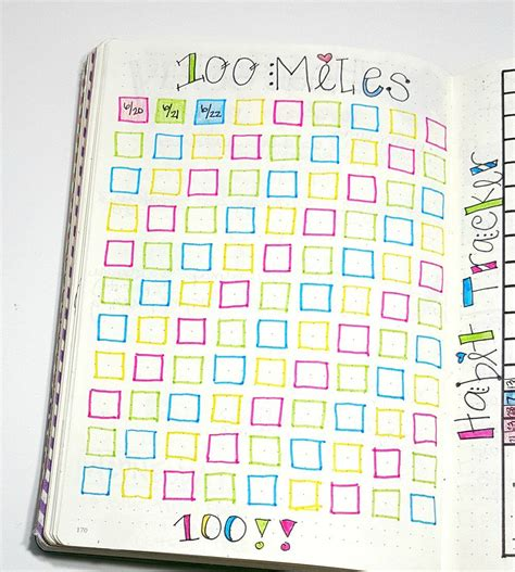 journal with design 11 impressive bullet journal designs runners are using