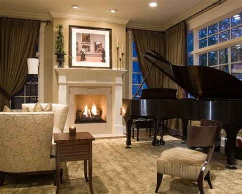 living room with piano 502 best rooms with grand pianos images on pinterest