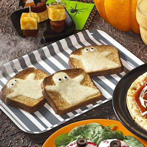 Halloween Scary Crafts - spooky sandwiches good morning kuwait the kitchen kuwait flickr
