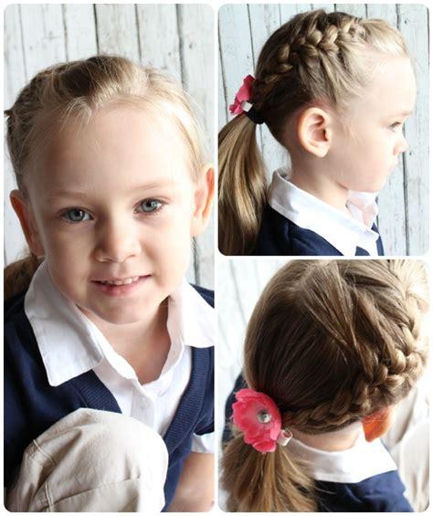 easy  girls hairstyles cutest ideas