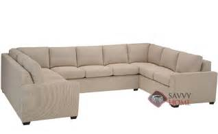 geo fabric true sectional by lazar industries is fully