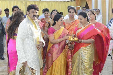 balakrishna marriage balakrishna marriage photos set 2 a2zsongsnews