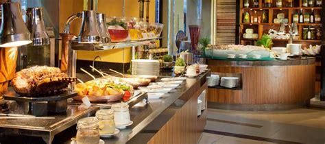 Round Kitchen Island by Latitude Restaurant International Cuisine Dubai
