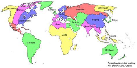 world map  large images