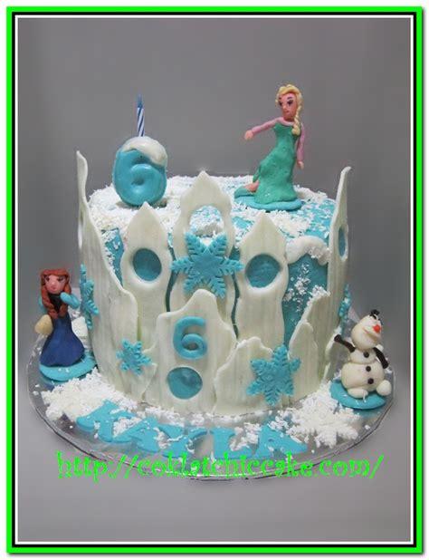 buat kue ulang tahun frozen kue ulang tahun frozen the disney kayla jual kue ulang