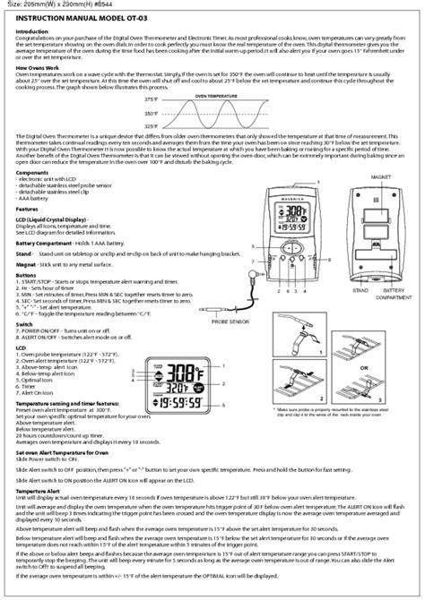 Termometer Manual cara kerja termometer manual charterrutor