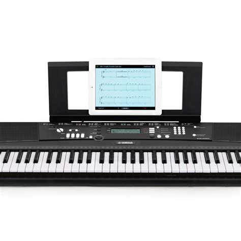 Keyboard Yamaha 4 Jutaan yamaha ez220 61 key lighting keyboard at gear4music