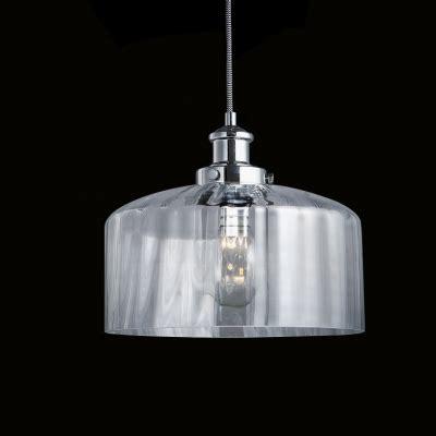 Drum Shaped Pendant Lights Drum Shape Clear Glass Mini Pendant Light Beautifulhalo