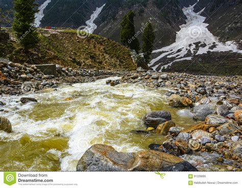Essay On A Visit To Kaghan Valley by Scenic View Of In Naran Kaghan Valley Pakistan Stock Photo Image 91226695