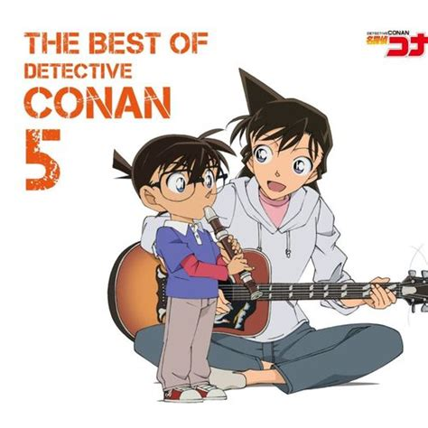 best of conan album the best of detective conan 5 v a nghe album tải