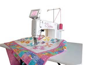 sweet sixteen quilter trustitch stitch regulator