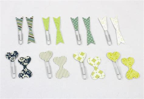 Paper Clip Craft - paper clip flags pazzles craft room