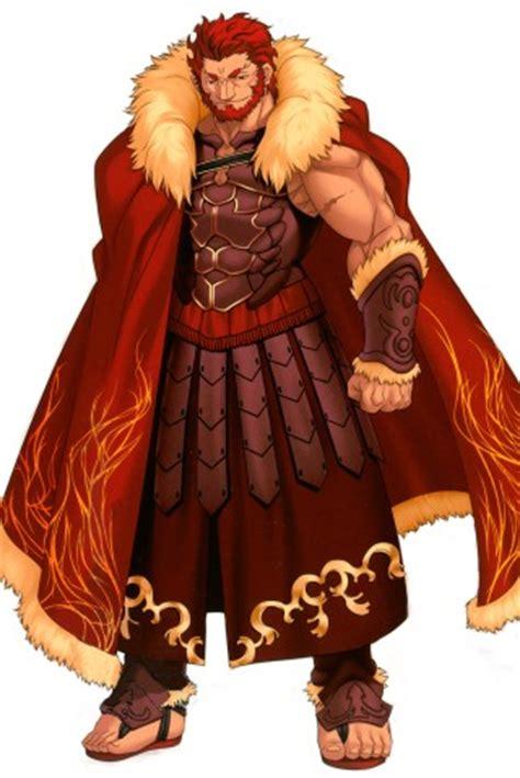 Keychain Iskandar Fate Zero イスカンダル rider fate zero アニキャラベー