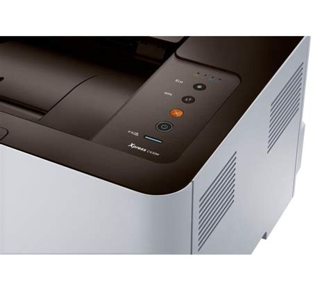 buy samsung xpress c430w wireless laser printer free delivery currys