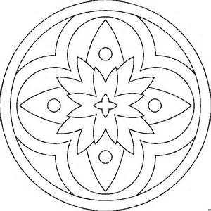 imagenes de mandalas lindos para colorear mandala blueten ausmalbild malvorlage mandalas