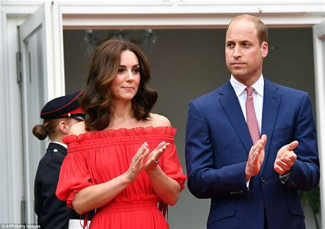 prince william thrilled at kates new pregnancy yahoo news kate middleton celebrates the queen s birthday in berlin