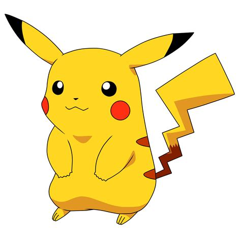 Pikachu Back pikachu right back with moniker scores
