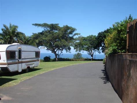 Caravan Park And C Site Kzn South Coast Accommodation Walled Garden Caravan Park