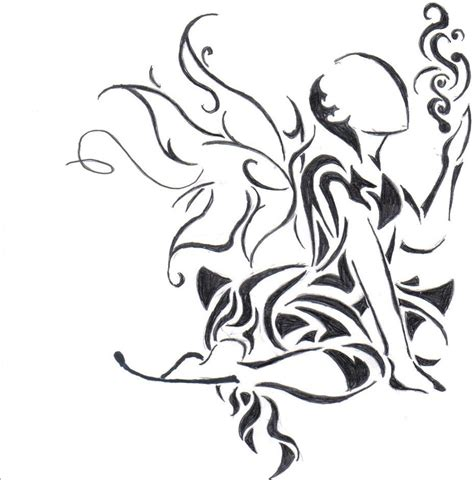 tribal fairy tattoo designs best tattoo design