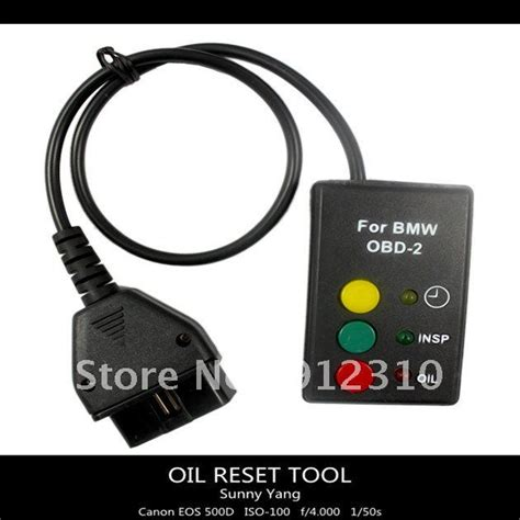 service reset tool bmw 50pcs high quality obd2 obdii car oil inspection service