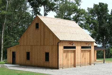 Traditional Barn Plans by Barn Studio Traditional Garage And Shed By Erik